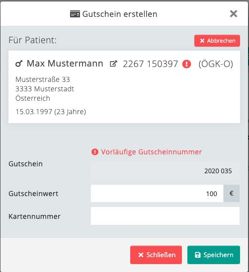 Gutschein_zu_Patient_speichern