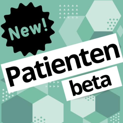 Der neue Menüpunkt Kunden/Patienten