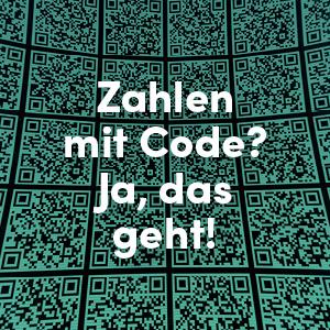 Rechnung: Zahlen mit Code