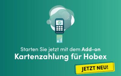 Kartenzahlung mit Hobex – So easy bargeldlos Bezahlen