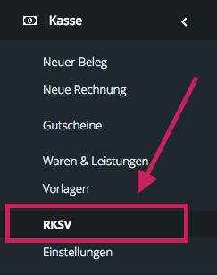Kasse RKSV