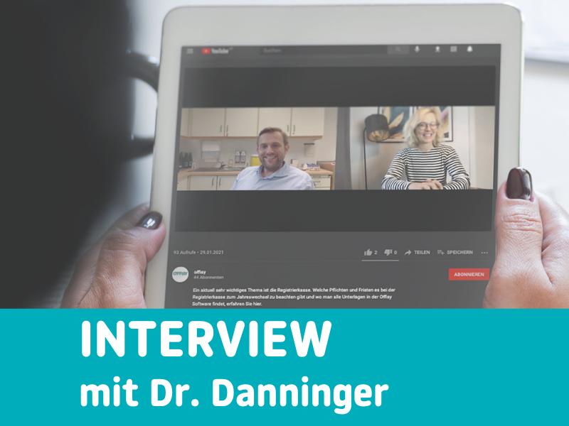 Erfolgsgeschichten von Offisy – Dr. Thomas Danninger
