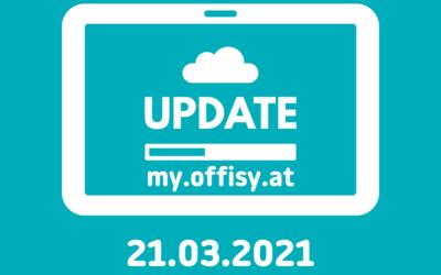 Offisy Update am 21.03.2021