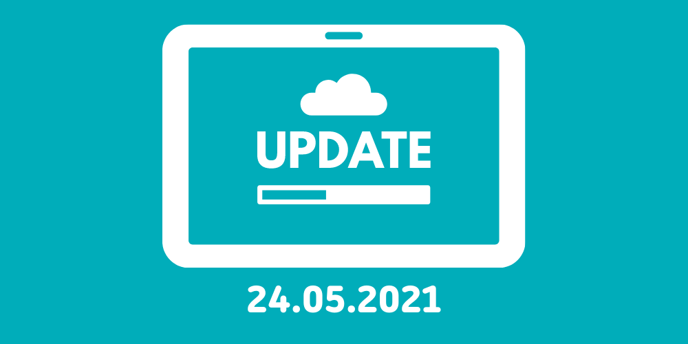 Offisy Update am 24.05.2021