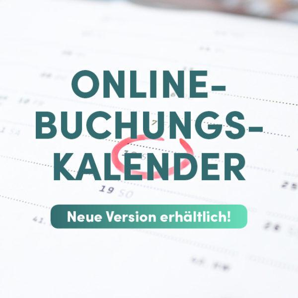 In 3 Schritten zum verbesserten online Buchungskalender