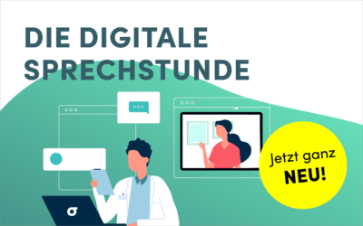 Die digitale Sprechstunde in offisy