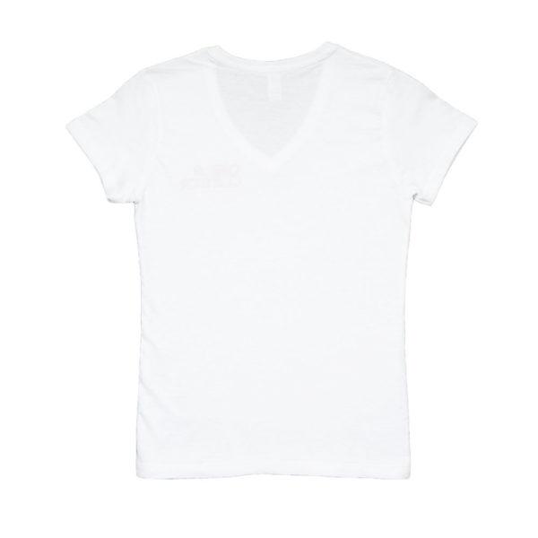 SOLS Imperial V T-Shirt (Damen) hinten